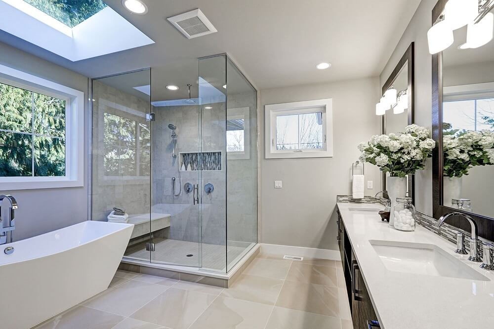 Bathroom Renovations Newington